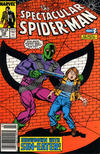 Cover Thumbnail for The Spectacular Spider-Man (1976 series) #136 [Newsstand Edition]
