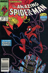 Cover for The Amazing Spider-Man (Marvel, 1963 series) #310 [Direct]