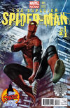 Cover Thumbnail for Superior Spider-Man (2013 series) #1 [Variant Edition - Limited Edition Comix London Super Comic Convention - Adi Granov Cover]