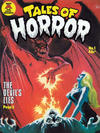 Cover for Tales of Horror (Gredown, 1975 series) #1