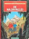 Cover Thumbnail for De avonturen van Jo, Suus en Jokko (1959 series) #5 - De Najavallei [Herdruk 1968]
