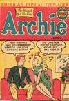 Cover for Archie Comics (H. John Edwards, 1950 ? series) #38