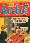 Cover for Archie Comics (H. John Edwards, 1950 ? series) #31