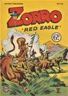 Cover for Zorro (L. Miller & Son, 1952 series) #55
