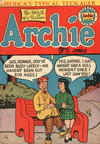 Cover for Archie Comics (H. John Edwards, 1950 ? series) #62