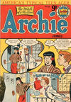 Cover for Archie Comics (H. John Edwards, 1950 ? series) #61