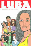 Cover for The Complete Love & Rockets (Fantagraphics, 1985 series) #[21] - Luba: The Book of Ofelia