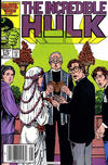 Cover Thumbnail for The Incredible Hulk (1968 series) #319 [Newsstand Edition]