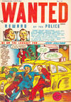 Cover for Wanted Comics (Publications Services Limited, 1948 series) #14