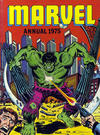 Cover for Marvel Annual (World Distributors, 1974 series) #1975