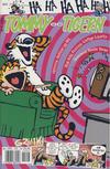 Cover for Tommy og Tigern (Bladkompaniet / Schibsted, 1989 series) #3/2002