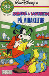 Cover Thumbnail for Donald Pocket (1968 series) #84 - Mikke & Langbein På mirakeltur [1. opplag Reutsendelse 384 33]