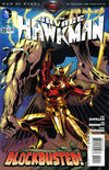 Cover for The Savage Hawkman (DC, 2011 series) #20