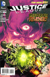 Cover Thumbnail for Justice League (2011 series) #20 [Direct Sales]