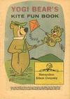 Cover for Yogi Bear Kite Fun Book (Western, 1962 series) #[nn]
