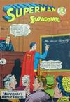 Cover for Superman Supacomic (K. G. Murray, 1959 series) #74