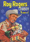 Cover for Roy Rogers Cowboy Annual (World Distributors, 1951 series) #9