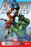 Cover for Avengers Assemble (Marvel, 2012 series) #11