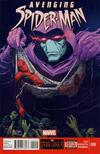 Cover for Avenging Spider-Man (Marvel, 2012 series) #19