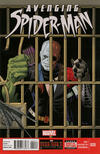 Cover Thumbnail for Avenging Spider-Man (2012 series) #20 [Direct Edition]