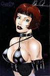 Cover for Chastity (Chaos! Comics, 2001 series) #1/2 [Premium Variant]