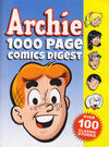 Cover for Archie 1000 Page Comics Digest (Archie, 2013 series)