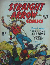 Cover Thumbnail for Straight Arrow Comics (Magazine Management, 1950 series) #7