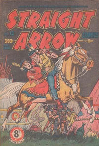 Cover Thumbnail for Straight Arrow Comics (Magazine Management, 1950 series) #13