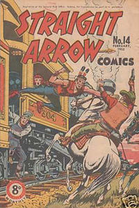 Cover Thumbnail for Straight Arrow Comics (Magazine Management, 1950 series) #14