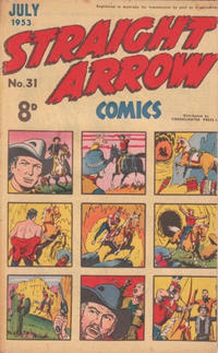 Cover Thumbnail for Straight Arrow Comics (Magazine Management, 1950 series) #31