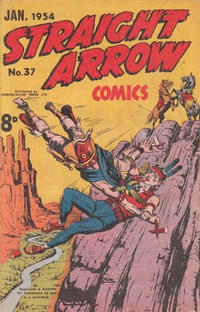 Cover Thumbnail for Straight Arrow Comics (Magazine Management, 1950 series) #37