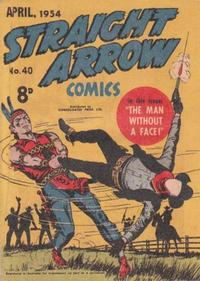 Cover Thumbnail for Straight Arrow Comics (Magazine Management, 1950 series) #40