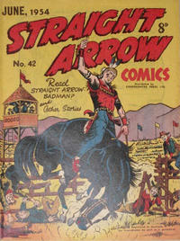 Cover Thumbnail for Straight Arrow Comics (Magazine Management, 1950 series) #42