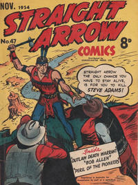 Cover Thumbnail for Straight Arrow Comics (Magazine Management, 1950 series) #47