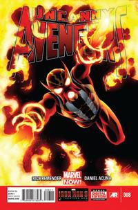 Cover Thumbnail for Uncanny Avengers (Marvel, 2012 series) #8