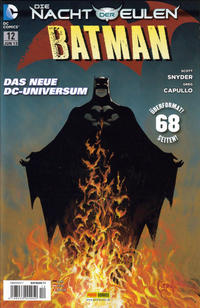 Cover Thumbnail for Batman (Panini Deutschland, 2012 series) #12 (77)