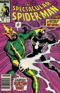 Cover for The Spectacular Spider-Man (Marvel, 1976 series) #135