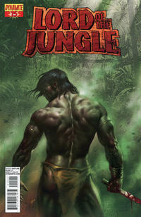 Cover Thumbnail for Lord of the Jungle (Dynamite Entertainment, 2012 series) #15