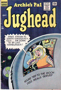 Cover Thumbnail for Archie's Pal Jughead (Archie, 1949 series) #86 [15¢]
