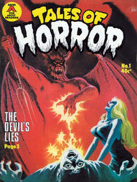 Cover Thumbnail for Tales of Horror (Gredown, 1975 series) #1