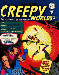 Cover Thumbnail for Creepy Worlds (Alan Class, 1962 series) #76
