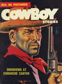 Cover Thumbnail for Cowboy Stories (Magazine Management, 1965 series) #1