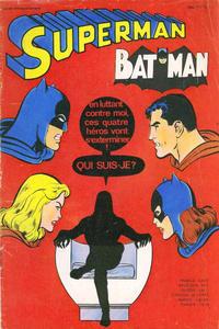 Cover Thumbnail for Superman et Batman (Interpresse; Sagédition, 1967 series) #16