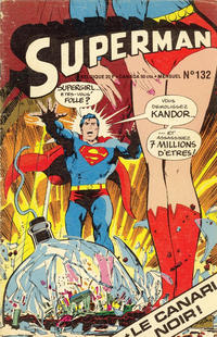 Cover Thumbnail for Superman (Interpresse, 1969 series) #132