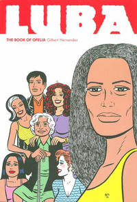 Cover Thumbnail for The Complete Love & Rockets (Fantagraphics, 1985 series) #[21] - Luba: The Book of Ofelia
