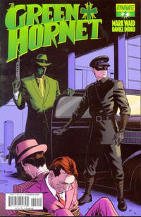 Cover Thumbnail for Green Hornet (Dynamite Entertainment, 2013 series) #2