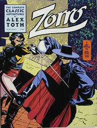 Cover Thumbnail for The Classic Alex Toth Zorro (Image, 1998 series) #2