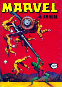 Cover Thumbnail for Marvel Annual (IPC, 1972 series) #1973