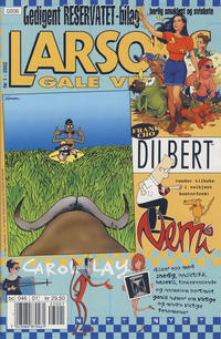 Cover Thumbnail for Larsons gale verden (Bladkompaniet / Schibsted, 1992 series) #1/2002