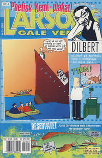 Cover Thumbnail for Larsons gale verden (Bladkompaniet / Schibsted, 1992 series) #3/2002